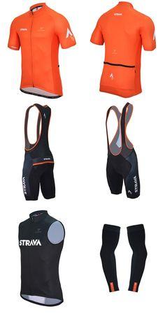 Strava Kit https://shop.strava.com/collections/apparel