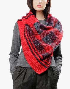 Ravelry: NO DOUBT WARMER pattern by Wool and the Gang