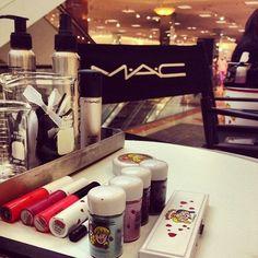 ☮✿★ Mac makeup counter ✝☯★☮