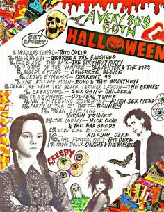 """i've made a ton of halloween mixtapes before but i always use the same songs so this year i wanted to do something different. not all of the songs are """"halloween"""" but. Halloween Town, Happy Halloween, Halloween Music, Halloween 2018, Holidays Halloween, Halloween Crafts, Halloween Decorations, Halloween Costumes, Halloween Playlist Music"""