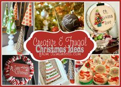 Creative & Frugal Christmas Ideas