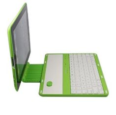 For my iPAD.  Amazon.com: FOM 360 Degree Rotate Detachable Bluetooth Wireless Keyboard Sliding Cover Case for iPad 2 iPad 3 iPad 4 - Green Ship From U.S.A: Computers & Accessories