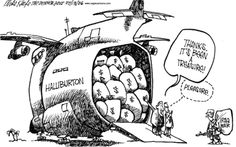 """Corporatocracy: No Bid Government Contracts. """"According to the bipartisan Commission on Wartime Contracting in Iraq and Afghanistan, the level of corruption by defense contractors may be as high as $60 billion. Disciplined soldiers that would traditionally do many of the tasks are commissioned by private and publicly listed companies.' http://www.blacklistednews.com/Corporatocracy%3A_No_Bid_Government_Contracts/32632/0/0/0/Y/M.html"""
