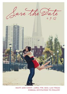 111 best SAVE THE DATE {ideas} images on Pinterest | Wedding ...