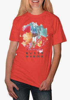 A new custom-designed shirt available for a limited time, exclusively at TeeBlaster.com Must Haves, Teeth, Mens Tops, T Shirt, Women, Fashion, Moda, Tee, Women's