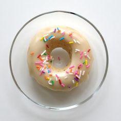 Vegan Doughnut Glaze