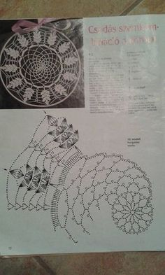 Best 12 Mandala patron We are want to say thanks if you like to sh Filet Crochet, Mandala Au Crochet, Crochet Doily Diagram, Crochet Doily Patterns, Thread Crochet, Irish Crochet, Crochet Doilies, Crochet Stitches, Knit Crochet