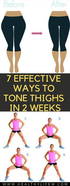 HOW TO TONE THIGH IN 2 WEEKS find out in this amazing article is part of health-fitness - Do you want to have that perfect slim, sculpted hips and tone thigh Find out carefully selected exercises on HOW TO TONE THIGH IN 2 WEEKS without stress Fitness Workouts, Yoga Fitness, At Home Workouts, Health Fitness, Exercise Workouts, Exercise Routines, Fat Workout, Body Workouts, Fitness Weightloss