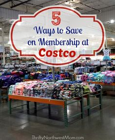 Costco Membership Coupon & Discount Offers - 5 ways to save on Membership Fees. Hmm, says you can shop with a gift card without membership? Costco Coupons, Costco Shopping, Shopping Hacks, Costco Deals, Ways To Save Money, Money Tips, Money Saving Tips, Saving Ideas, Frugal Living Tips