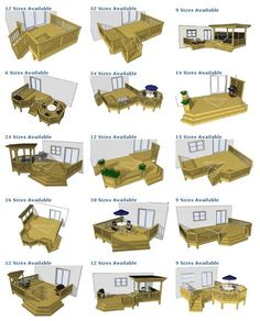 Image detail for -deck plan pictures are courtesy of decks.com. To purchase deck plans ...
