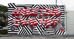 Британец превратил уличные граффити в GIF. Изображение №5.