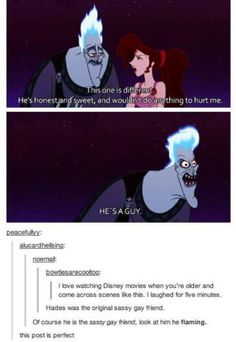 This is what makes Hades my favorite XD