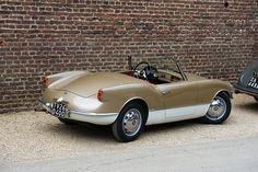 Alfa Romeo Giulietta Sprint Spider Bertone #alfa #alfaromeo #italiandesign #bertone