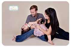 family pose in studio Family Posing, Poses, Studio, Couple Photos, Couples, Photography, Figure Poses, Couple Shots, Photograph