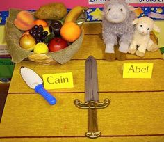 cain and abel's offerings
