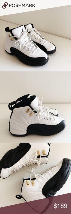 49dae696c Nike Air Jordan Retro 12 Taxi Sneakers Gently loved - in like new  condition. (