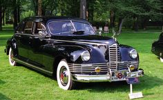 Image result for 1946 packard limousine