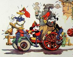 ~ On this day in 1935 Disney released the classic cartoon. Mickey Mouse Art, Mickey Mouse Wallpaper, Mickey Mouse And Friends, Disney Wallpaper, Arte Disney, Disney Magic, Disney Mickey, Disney Art, Vintage Cartoon