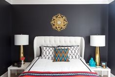 Design as a Mood Enhancer: Symmetry as a Shortcut to a More Serene Bedroom | Apartment Therapy