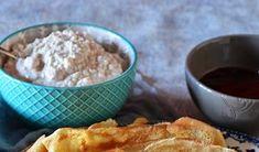 Gęsie łapki. Przepyszne ciasteczka twarogowe - Przepis - WP Kuchnia Oatmeal, Breakfast, The Oatmeal, Morning Coffee, Rolled Oats, Overnight Oatmeal