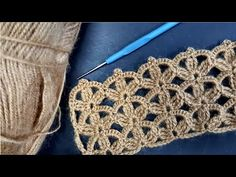 Baby Knitting Patterns, Easy Crochet Patterns, Cute Crochet, Knit Crochet, Crochet Bracelet, Yarn Shop, Crochet Videos, Vintage Patterns, Diy And Crafts