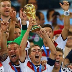 Philipp Lahm, Germany's World Cup-winning captain, has taken the decision to quit the national scene! And he quits it with winning the World Cup.