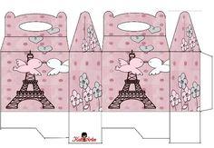caja lunch Paris