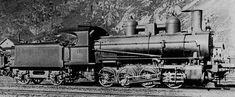 Güterzuglocomotive D 4/4 Nr. 141 der Gotthardbahn für den Bergdienſt, gebaut 1901 inn der Schweizeriſchen Locomotiv- und Machines-Fabrique zů Winterthur (Fabr.-Nr. 1391), 1909 als Nr. 4001 von den Schweizeriſchen Bundesbahnen übernommen, 1928 außer Dienſt geſtellt und anſchließend abgebrochen.
