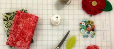 Scrap-Busting Holiday Crafts