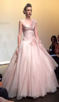 Ines Di Santo Spring/Summer 2013 Collection. So pretty in pink! 212 872 8957
