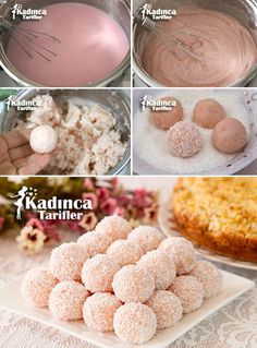 Semolina pudding with strawberry Top Directions How? Strawberry semolina pudding that is necessary to make balls milk, pudding, semolina and sugar to a pot. Strawberry Pudding, Strawberry Recipes, Yummy Food, Tasty, Recipe Sites, Balls Recipe, Coffee Break, Macarons, Puddings