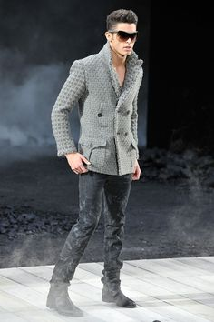 Baptiste in an Awesome Chanel ensemble