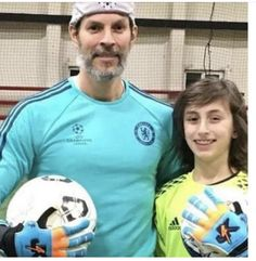 Goalkeeper Training, Professional Soccer, Training School, Parents, Gloves, Polo Ralph Lauren, Children, Mens Tops, Dads