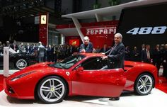 Fiat Chrysler could sell more than 10 percent of Ferrari in IPO: CEO - REUTERS #Fiat, #Chrysler, #Ferrari