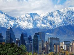 Intercâmbio em Santiago do Chile – Hola! Intercâmbio