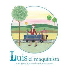 Luis maquinista by Pili Fernández, via Slideshare Theater, Conte, Super Powers, Peanuts Comics, Movies, Tea, Movie, Asperger, Short Stories