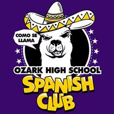 Image Market: 2014 Spanish Club TShirts