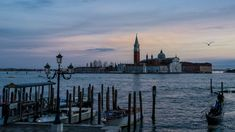 There is something mystical about Venice in February. And there are just a handful of tourists in the city. Here's what do to in winter: Visit Venice, Dusk, Mystic, New York Skyline, Venice Italy, City, Winter, Travel, Europe