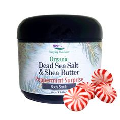 Winter Collection - Organic Whipped Dead Sea Salt