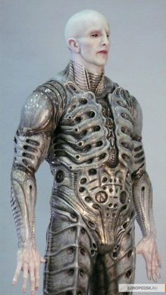 There are dramatic differences in technological aesthetics and anatomy between the engineers across Alien, Prometheus and Covenant. Prometheus Engineer, Prometheus Movie, Arte Sci Fi, Sci Fi Art, Xenomorph, Hr Giger Art, Giger Alien, Alien Covenant, Non Plus Ultra