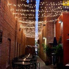 alley bar smoking areas - Google Search