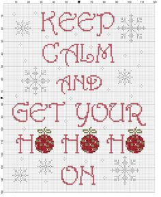♥ New York Dreamer Needleworks ♥: Keep Calm it's free!!!.