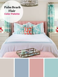 6 Nontraditional Nautical Color Palette Ideas >>…