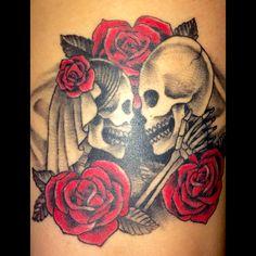 Til death do us part tattoo