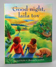 Take a look at this Good Night, Laila Tov Hardcover by Random House on #zulily today!
