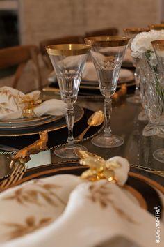 RECEBER EM CASA COM MESA POSTA      Anfitriã como receber em casa, receber, decoração, festas, decoração de sala, mesas decoradas, enxoval, nosso filhos