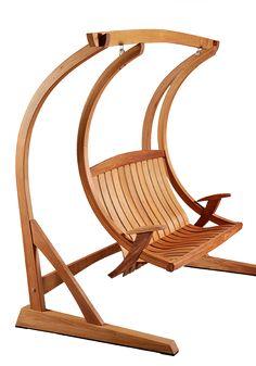 Cutouts-sunniva-swing - wooden garden swing