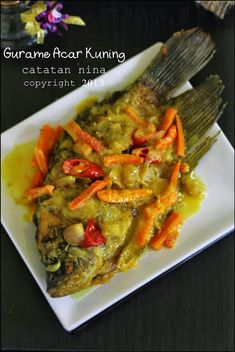 Fun Cooking, Cooking Time, Cooking Recipes, Sambal Recipe, Indonesian Cuisine, Malaysian Food, Diy Food, Fish Recipes, Food And Drink
