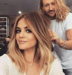 Lucy Hale haircut