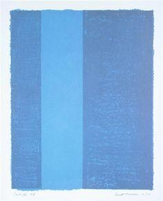 Artworks of Barnett Newman (American, 1905 - 1970)